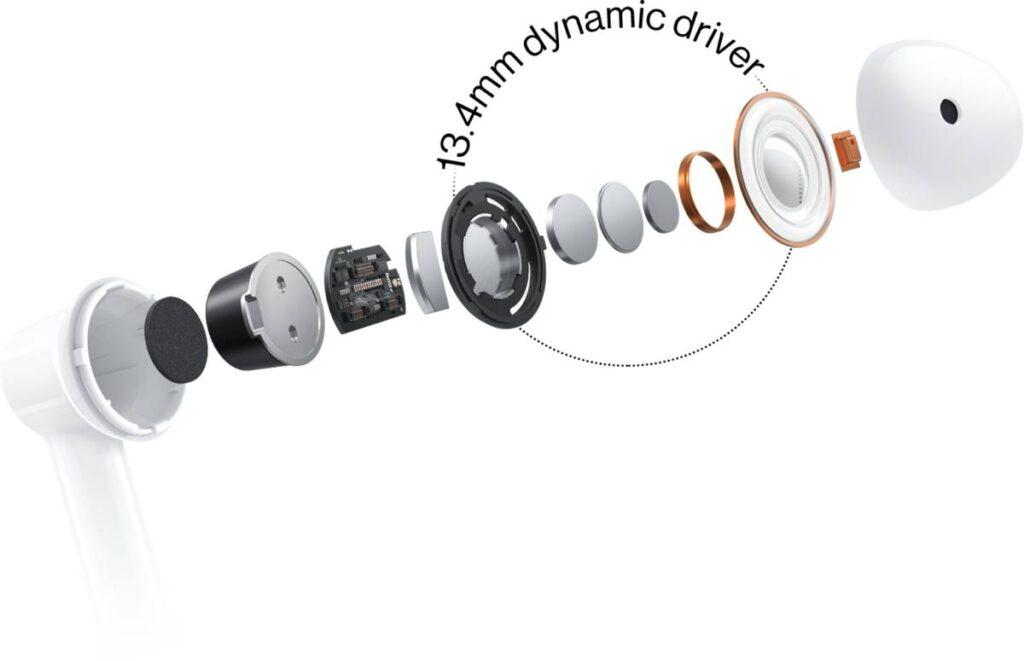 oneplus buds dynamic driver