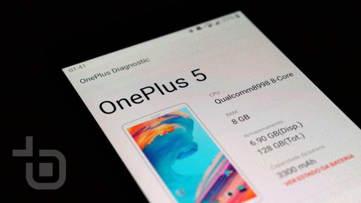 oneplus diagnostics