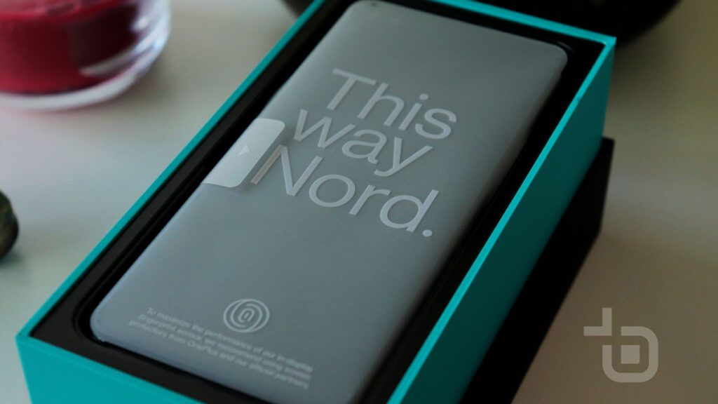 oneplus nord caixa nord n10 5g