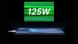 OPPO oficializa carregamento rápido a 125W e AirVOOC Wireless Charging 65W