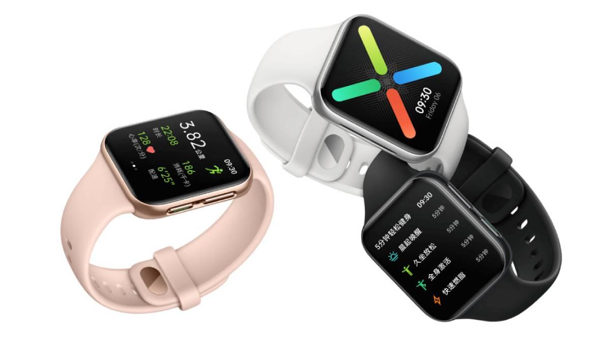 OPPO Watch chega à Europa por 249€