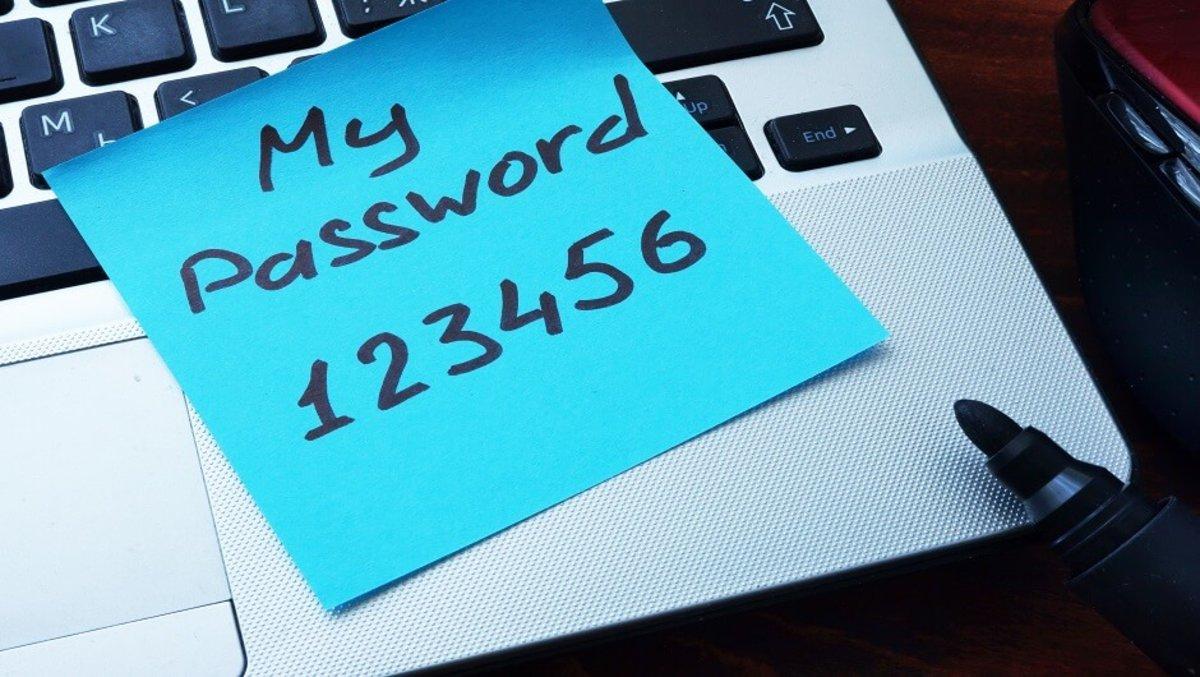 password 123456