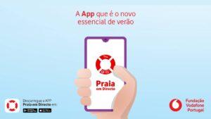 Fundação Vodafone adapta Programa Praia Saudável às necessidades do Covid-19
