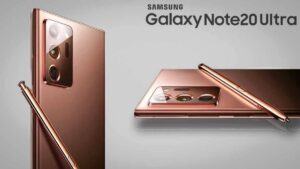 Preços da série Samsung Galaxy Note 20 revelados