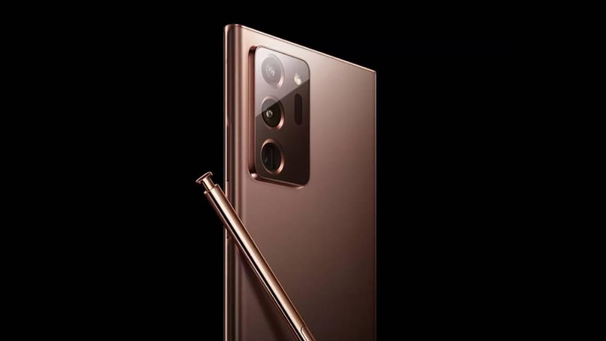 Samsung Galaxy Note20 Ultra passa pelo Geekbench 5 com Exynos 990
