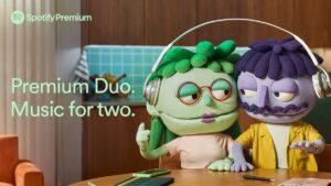 Spotify lança novo plano Duo para casais