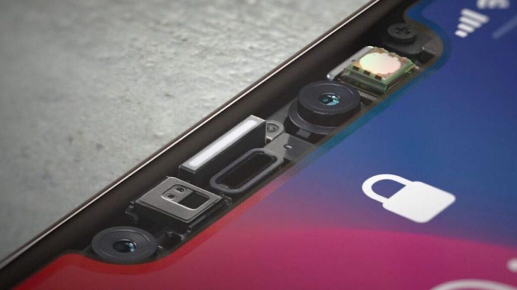 truedepth 3d camera iphone
