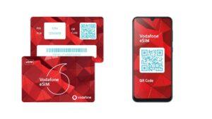 Tecnologia eSIM chega finalmente à Vodafone
