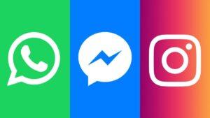 Facebook prepara-se para integrar mensagens do WhatsApp e Instagram no Messenger
