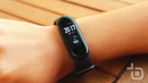 Atualização traz monitorização de sono contínua (24 horas) à Mi Band 5