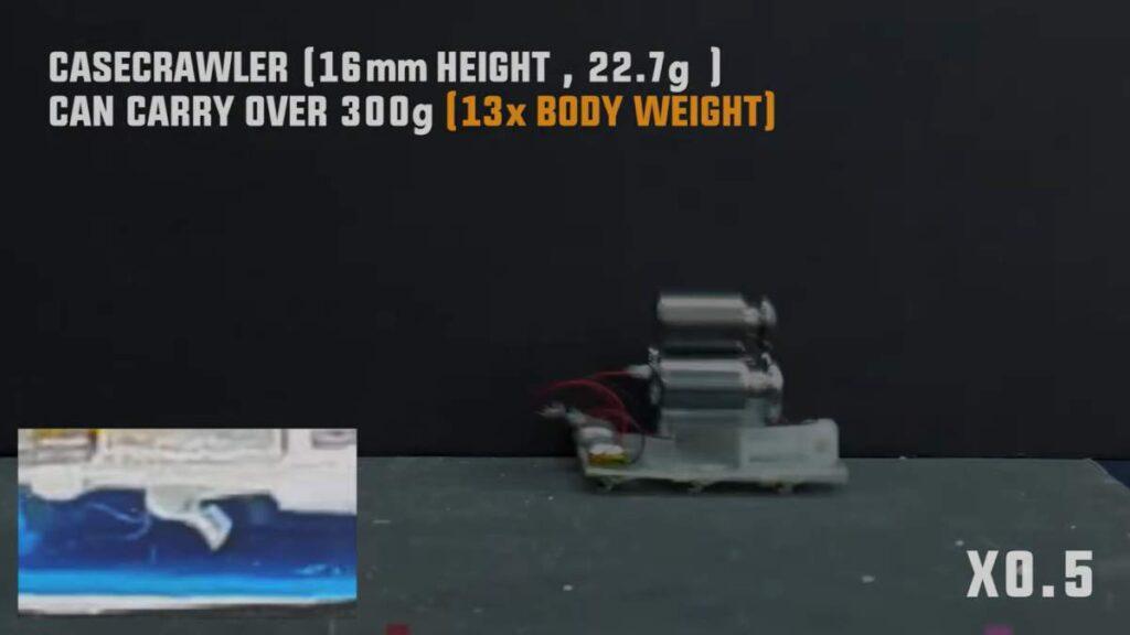 CaseCrawler capa smartphones pernas roboticas (2)