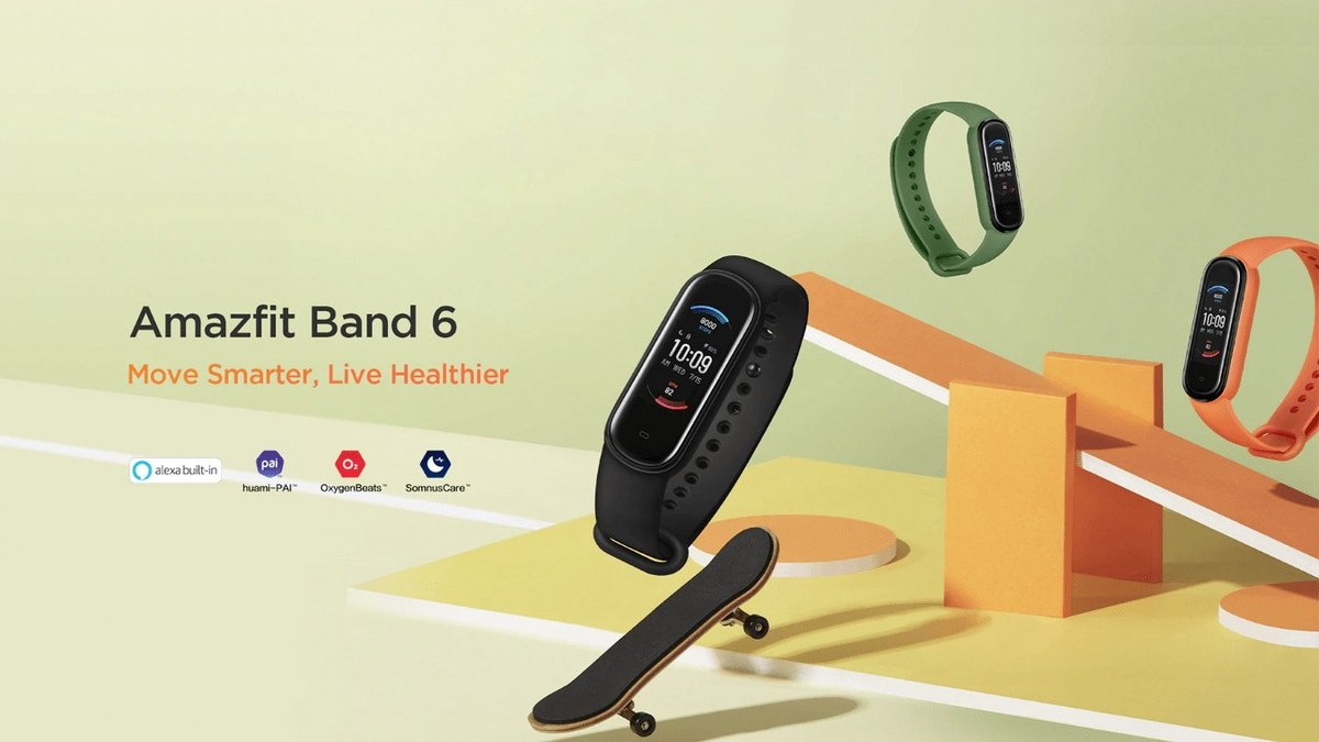 amazfit band 6 aliexpress