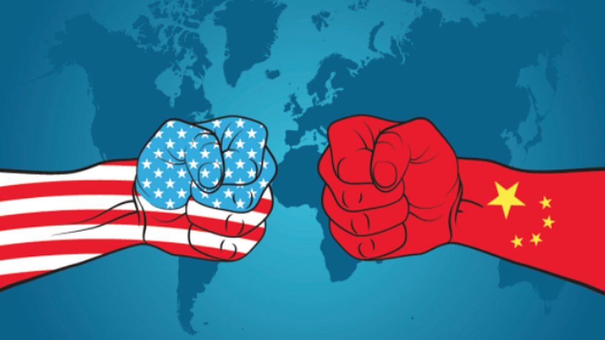 america trump vs china