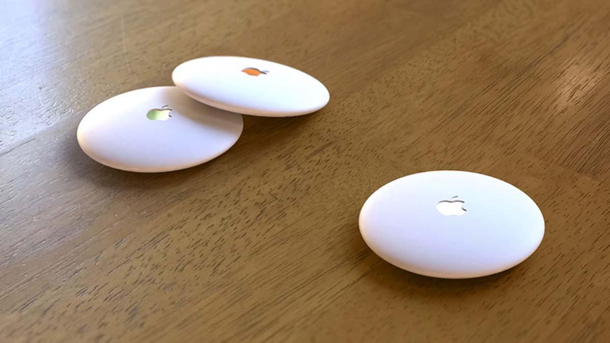 apple airtag iphone 12