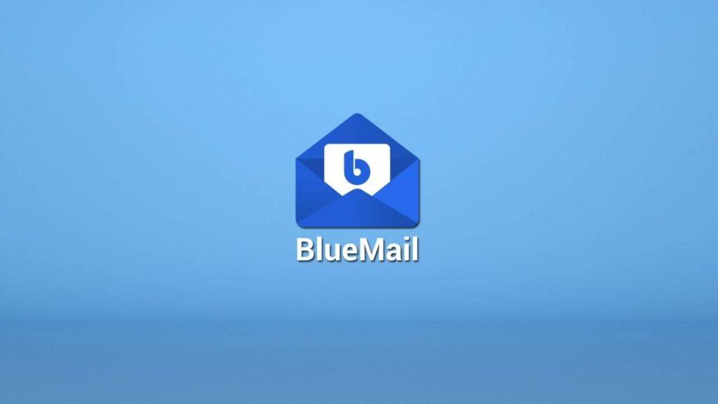 bluemail google