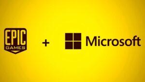 Microsoft apoia Epic Games na luta contra  a Apple