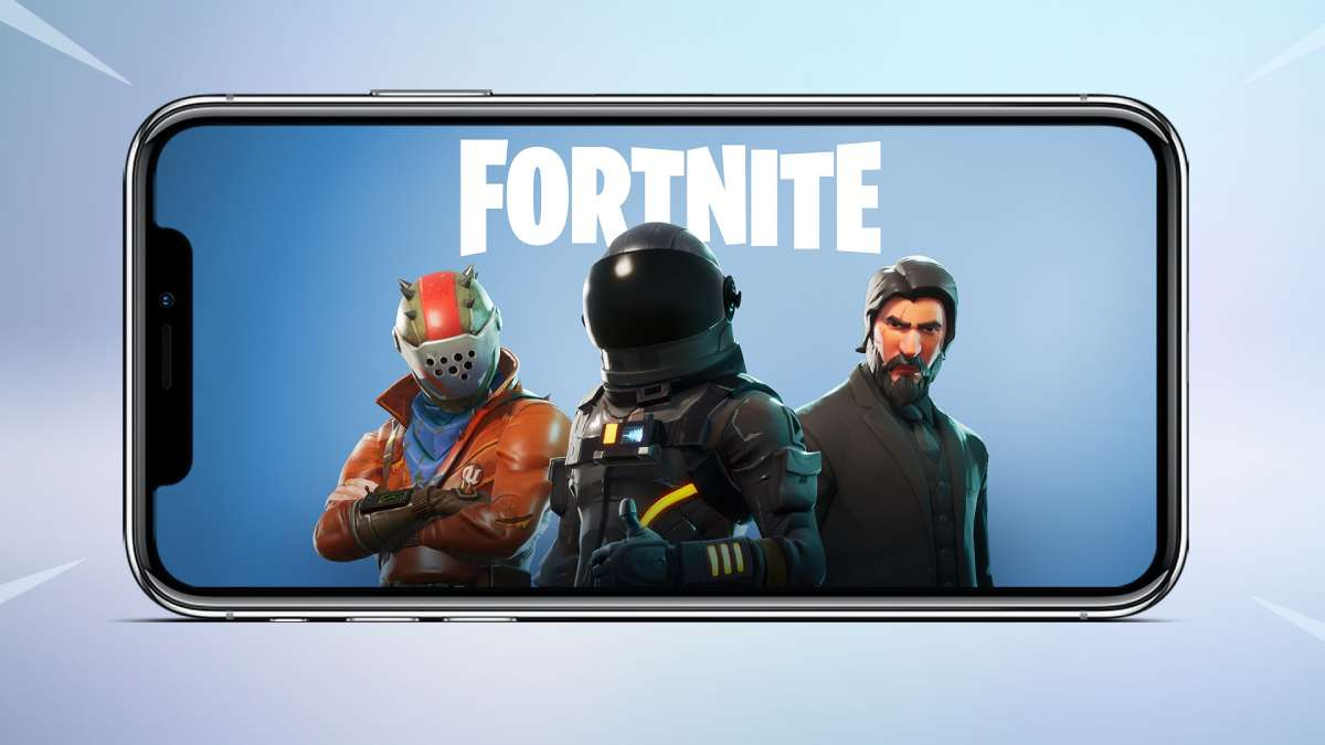 fortnite iphone