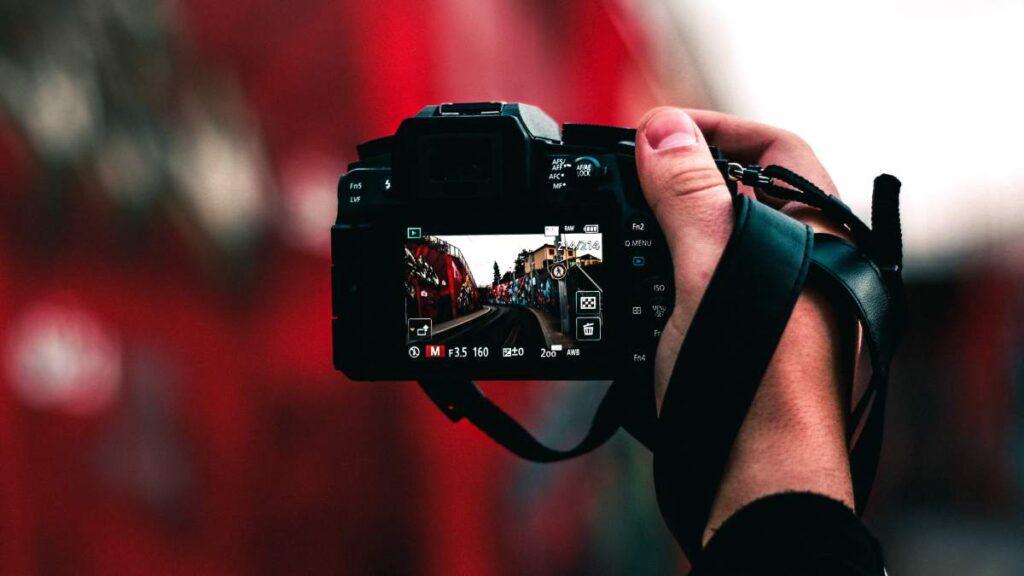 fotografia camara paisagem cidade