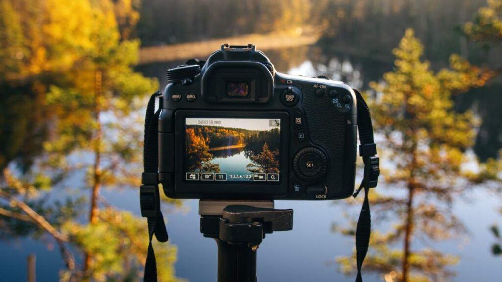 fotografia camara paisagem natureza