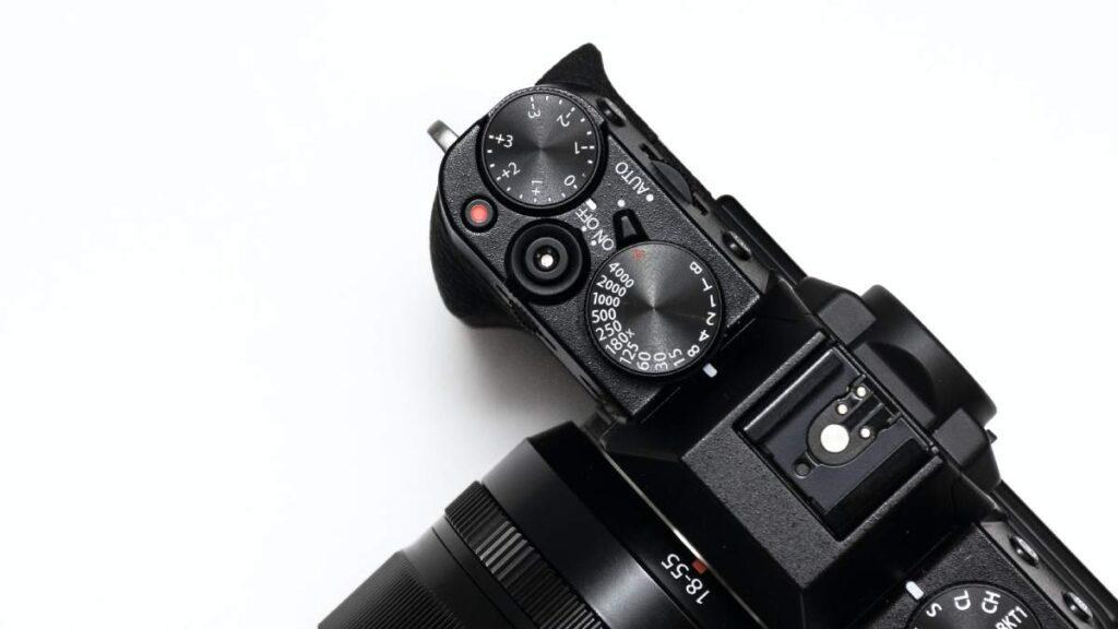 fotografia camera modos manual automatico