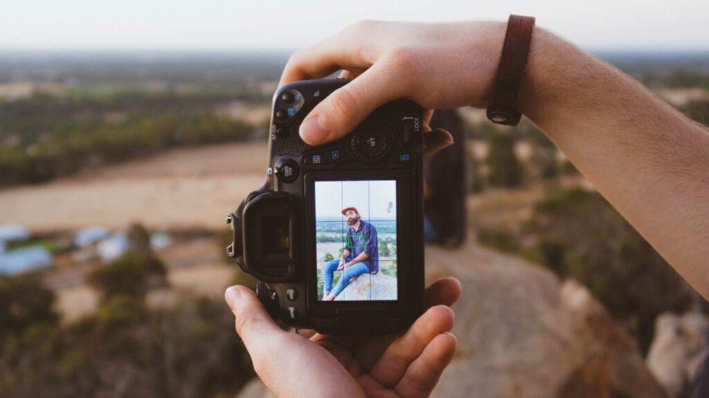 fotografia retrato camara