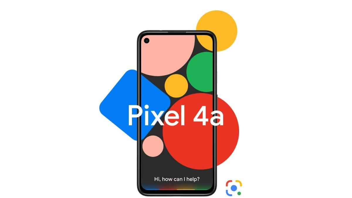 google pixel 4a 3