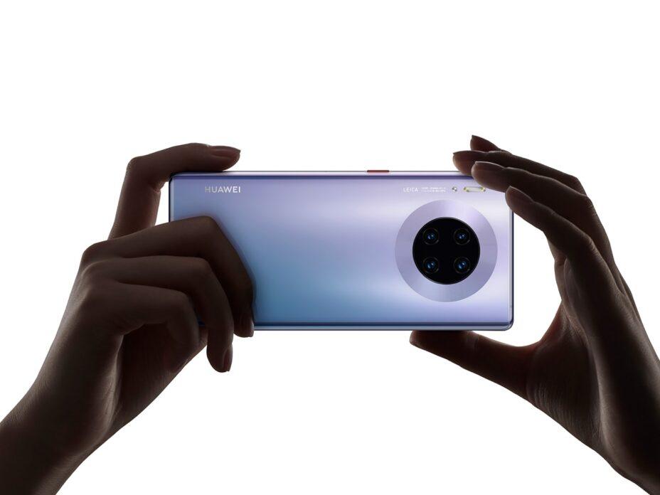Será este smartphone uma nova versão do Mate 30 Pro ou o novo Huawei Mate 40 Lite?