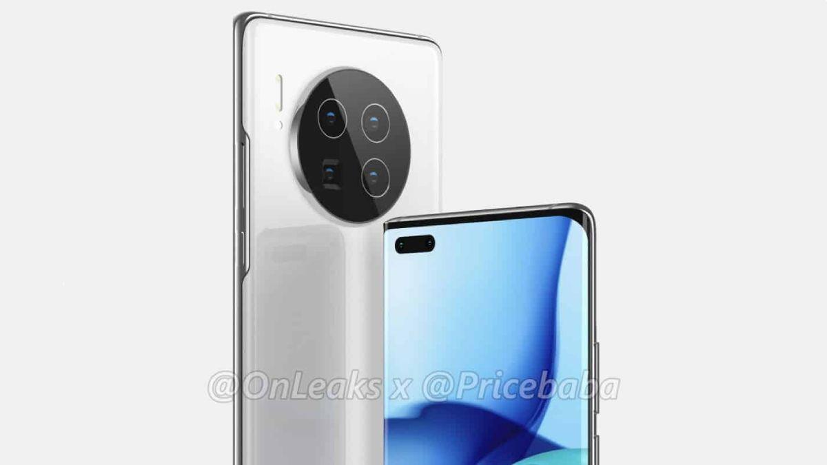 Especificações e preço dos Huawei Mate 40 e Mate 40 Pro revelados