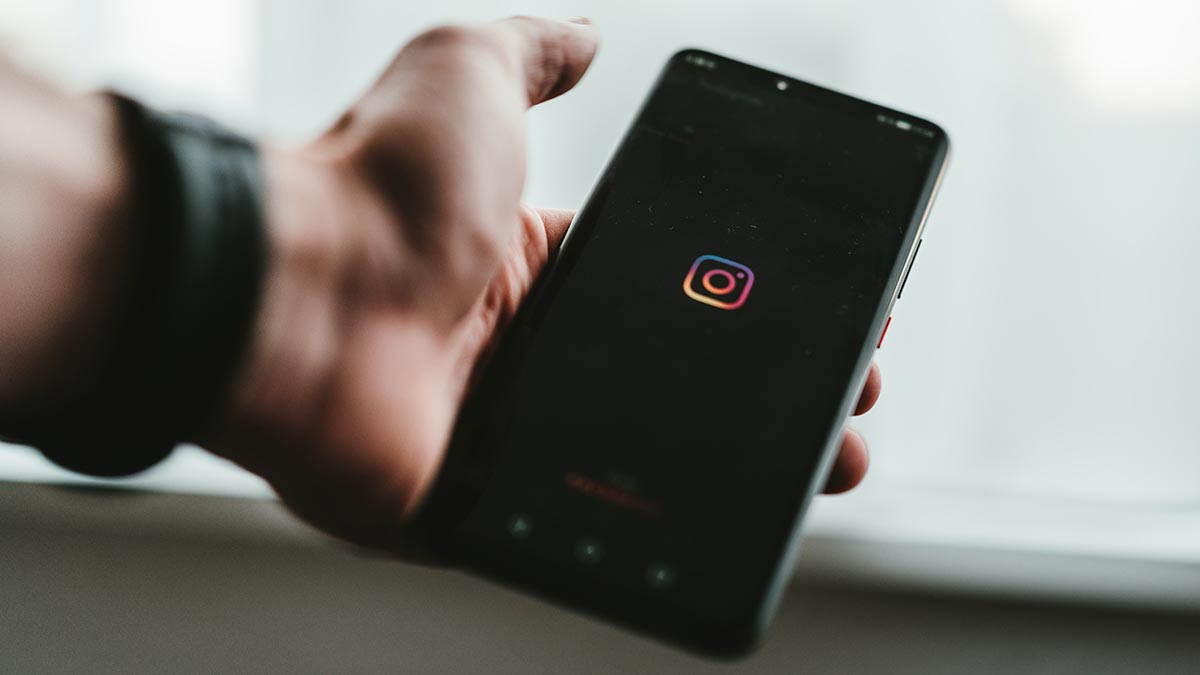 Como personalizar e partilhar o código QR num perfil do Instagram