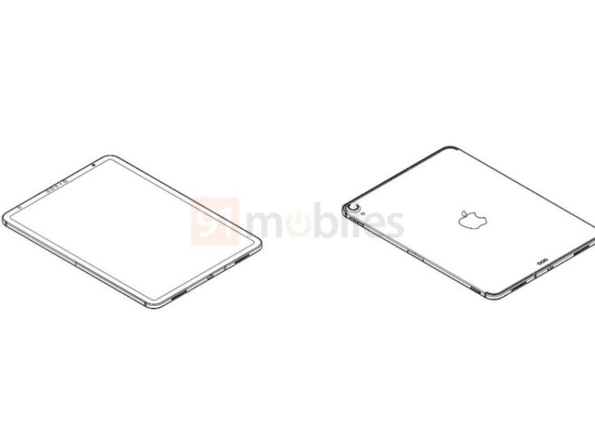 Esquemas do iPad 2020 revelam aspeto idêntico ao modelo Pro e suporte para Magic Keyboard