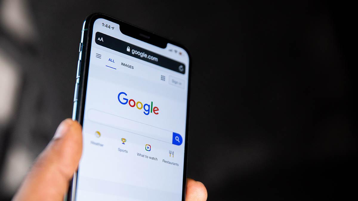 apple iphone google
