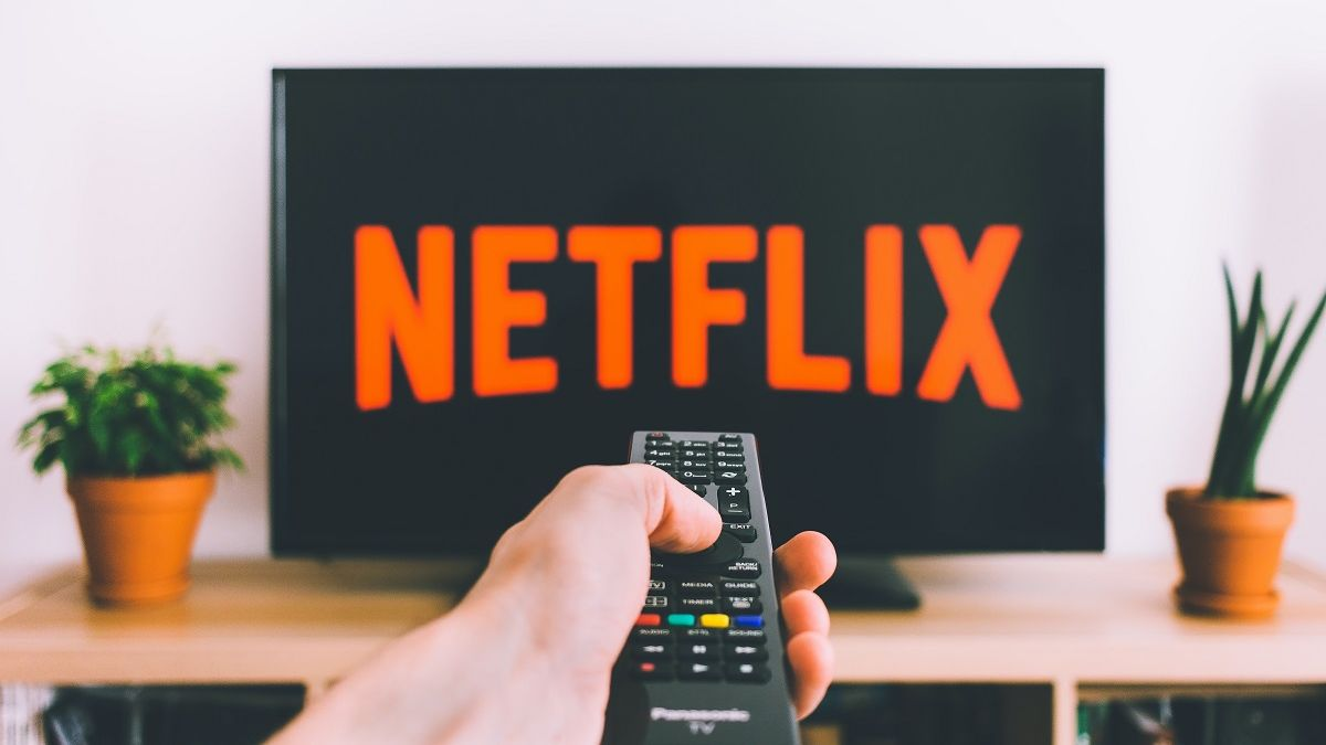 netflix comando televisao