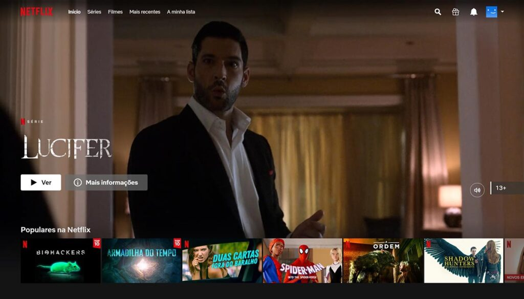 netflix nova web app website