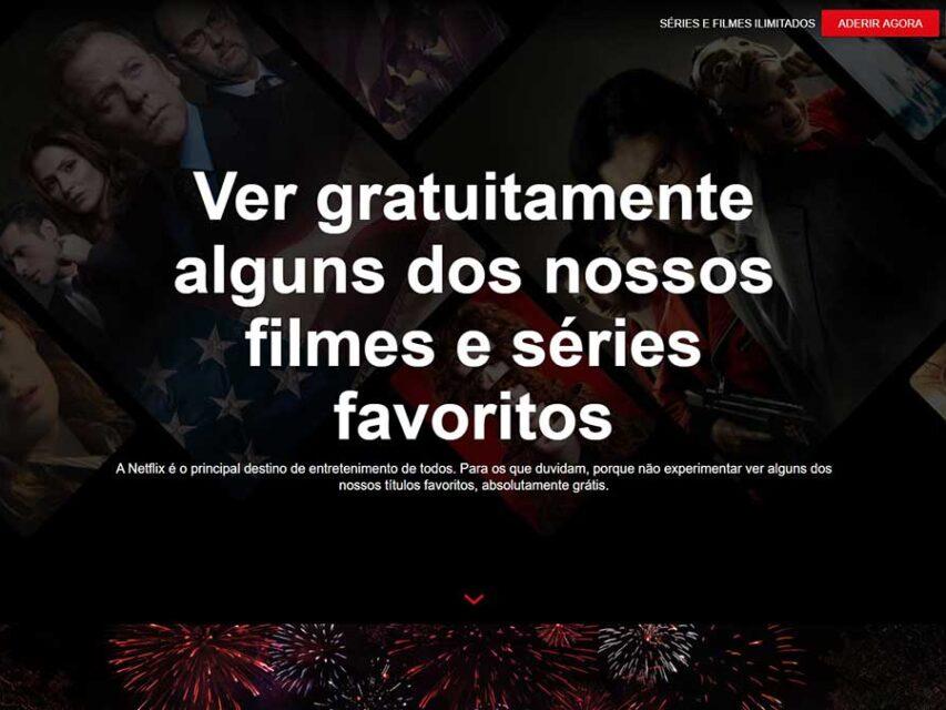 Saiba como pode ver filmes e séries sem subscrição ou conta na nova secção da Netflix