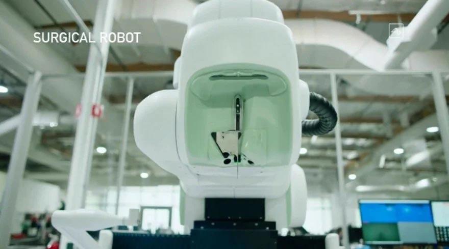 neuralink robot cirurgico