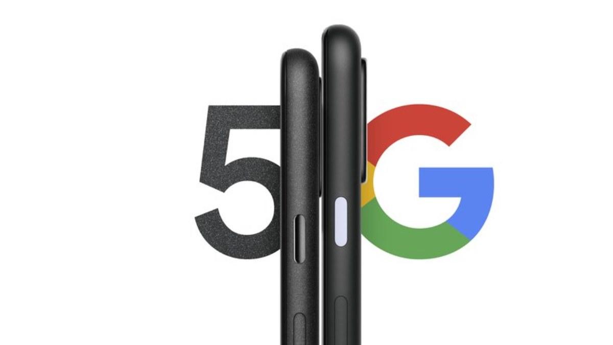 pixel 4a 5g e pixel 5