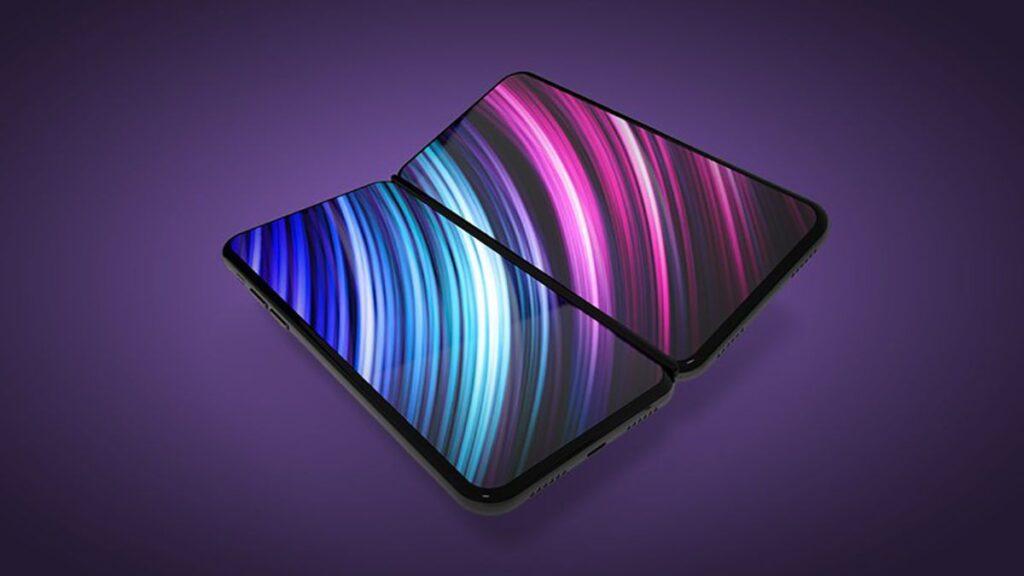 prototipo iphone dobravel