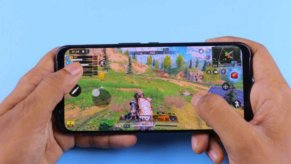 pubg mobile smartphone