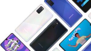 Samsung A42 5G poderá chegar com Snapdragon 690 e 5000 mAh