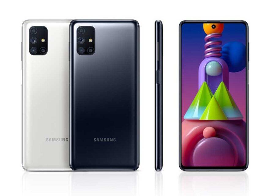 Samsung Galaxy M51 já é oficial na Europa e traz bateria de 7000 mAh