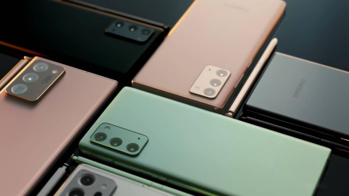 Leak de lançamentos da Samsung em 2021 revela ausência de Galaxy Note 21