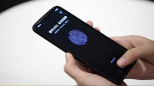 Huawei patenteia desbloqueio por impressão digital em todo o ecrã