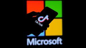 Microsoft poderá comprar toda a operação do TikTok
