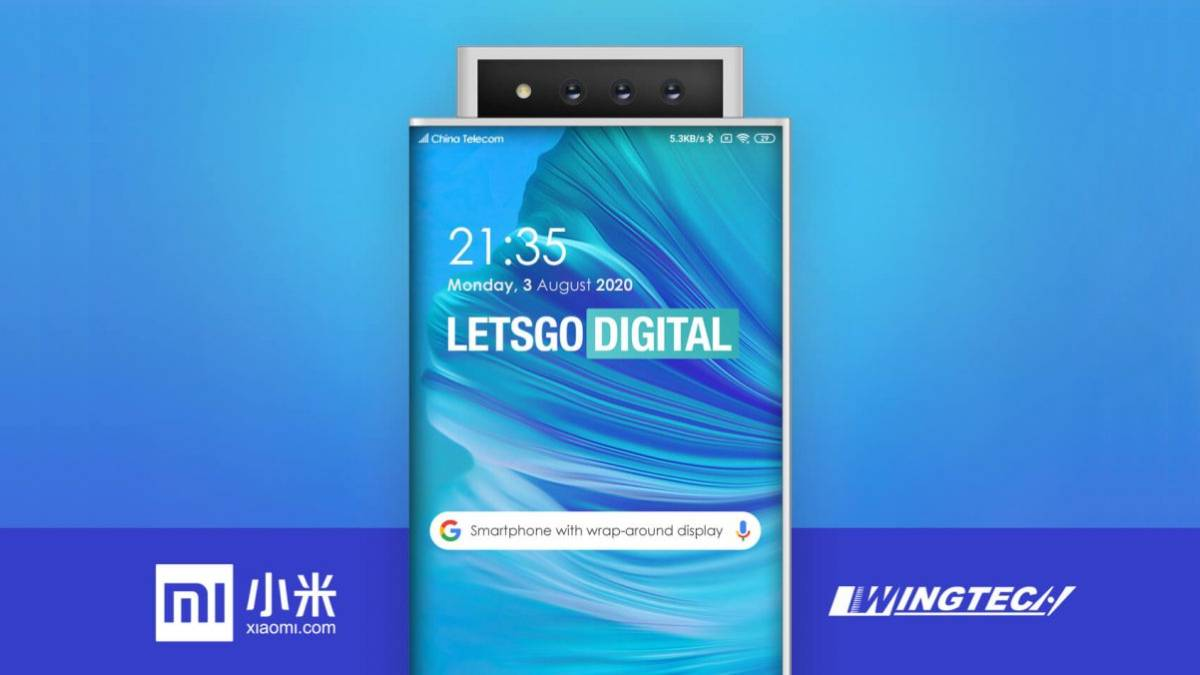 wingtech smartphone xiaomi 3