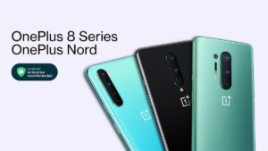 Séries OnePlus 8 e OnePlus Nord certificadas como Android Enterprise Recommended