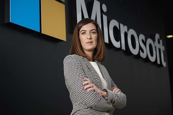 Paula Panarra Microsoft