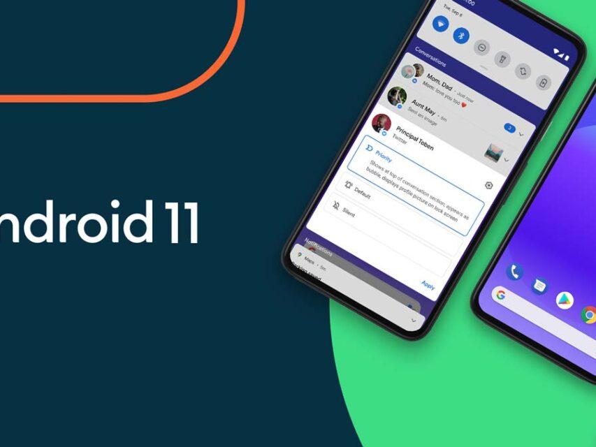 Android 11 já é oficial e chega aos Pixel, OnePlus, Xiaomi e outras marcas