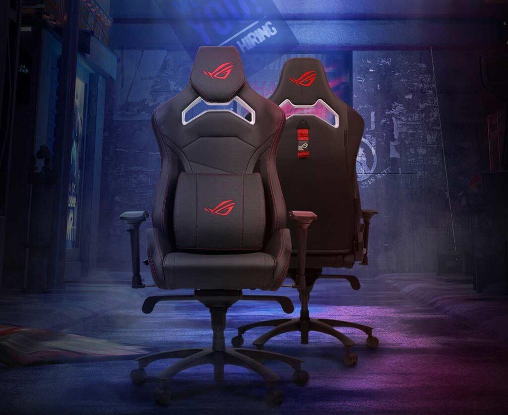 asus chariot cadeira gaming 2