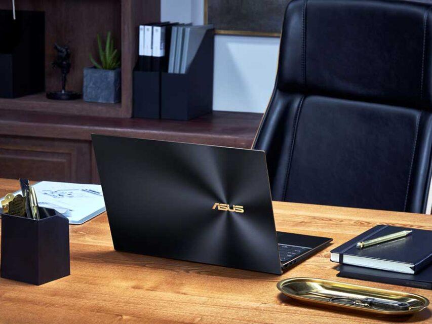 Asus apresenta novidades na sua linha de PCs portáteis