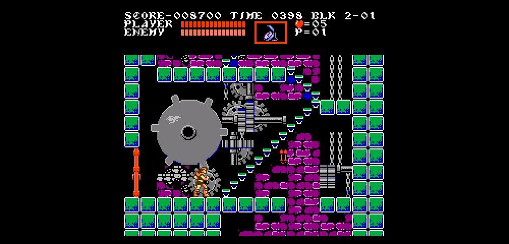 castlevania 8 bits